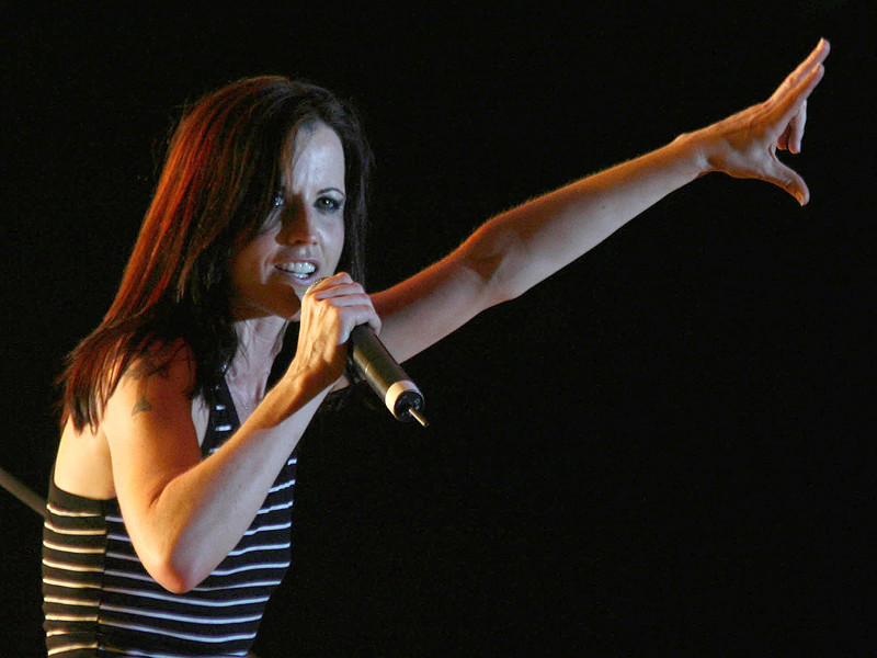 Долорес О'Риордан