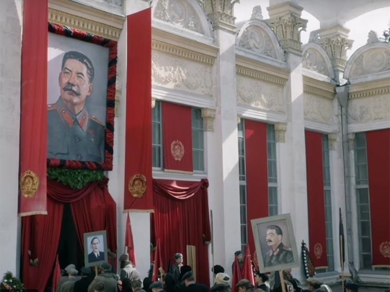 """Кадр из фильма """"Смерть Сталина"""""""