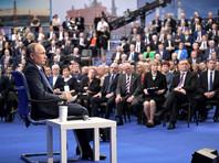 """Путин признался в """"спирачивании"""" фильмов"""