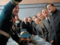 """Россияне разделились в оценке решения  Минкульта о запрете проката """"Смерти Сталина"""", но 64% - против шуток над историческими личностями страны"""