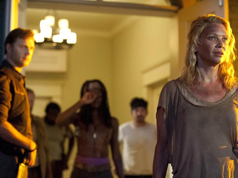 """В новом сезоне сериала """"Ходячие мертвецы"""" появится абсолютно обнаженный зомби"""