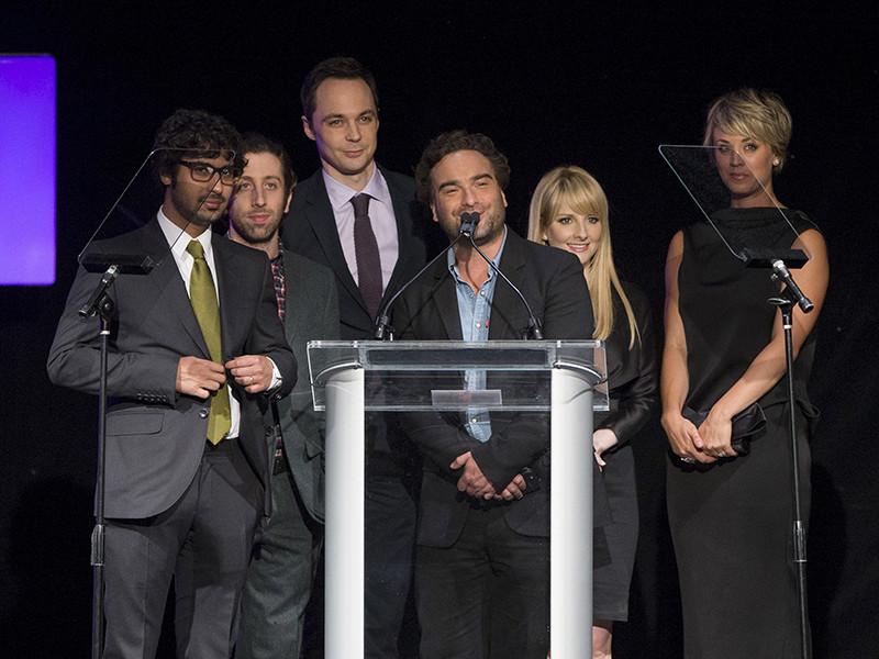 """На ежегодном телевизионном фестивале PaleyFest, который традиционно проводится в Лос-Анджелесе, актеры популярного сериала """"Теория большого взрыва"""" рассказали об одном из самых ожидаемых эпизодов 11-го сезона"""