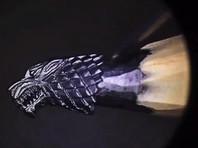 Российский художник-миниатюрист создает скульптуры на кончике грифеля карандаша (ФОТО)