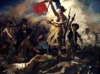 """В компании Facebook, заблокировавшей в соцсети фото картины Эжена Делакруа """"Свобода, ведущая народ"""" (""""Свобода на баррикадах""""), признали, что это произошло по ошибке"""
