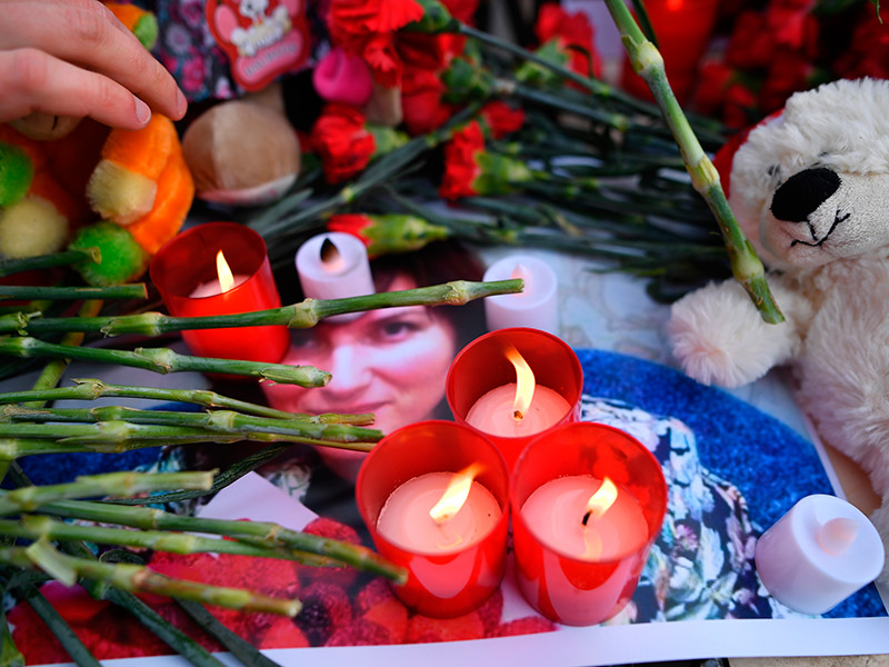 """В Мариинском театре исполнили """"Реквием"""" в память о погибших в Кемерово"""