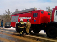 В сводках управления МЧС по Владимирской области есть данные о ДТП с участием трех автомобилей, в ликвидации последствий аварии с пострадавшими принимали участие 11 человек, использовалось пять единиц техники