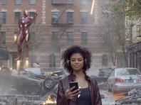 """В новом трейлере """"Войны бесконечности"""" битву за Нью-Йорк показали вперемежку с рекламой"""