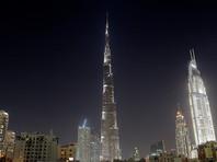 """Постер высотой 828 метров: самое высокое здание в мире стало гигантской рекламой фильма """"Мстители: Война бесконечности"""""""