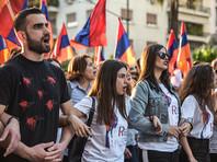 """Ким Кардашьян и лидер System of a Down поддержали """"бархатную революцию"""" в Армении"""