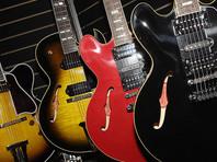 Знаменитую компанию-производителя гитар Gibson спасают от банкротства