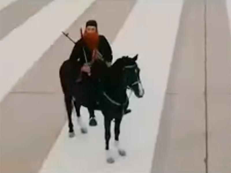 """Для рекламы фильма """"Дамасское время"""" о борьбе с ИГ* """"боевики"""" захватили торговый центр в Тегеране"""