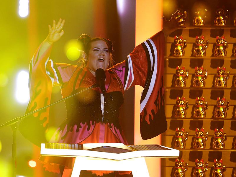 Евровидение-2018 выиграла представительница Израиля (ВИДЕО)