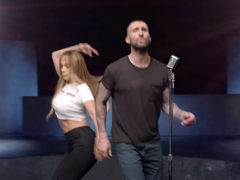 """26 дамских камео в клипе Maroon 5 на песню """"Girls Like You"""", включая чудо-женщину, чудо-девочку, Дженифер Лопес и жену солиста"""