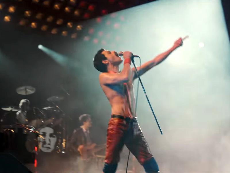 """Вышел первый трейлер фильма """"Богемская рапсодия"""" о рок-группе Queen и Фредди Маркьюри"""