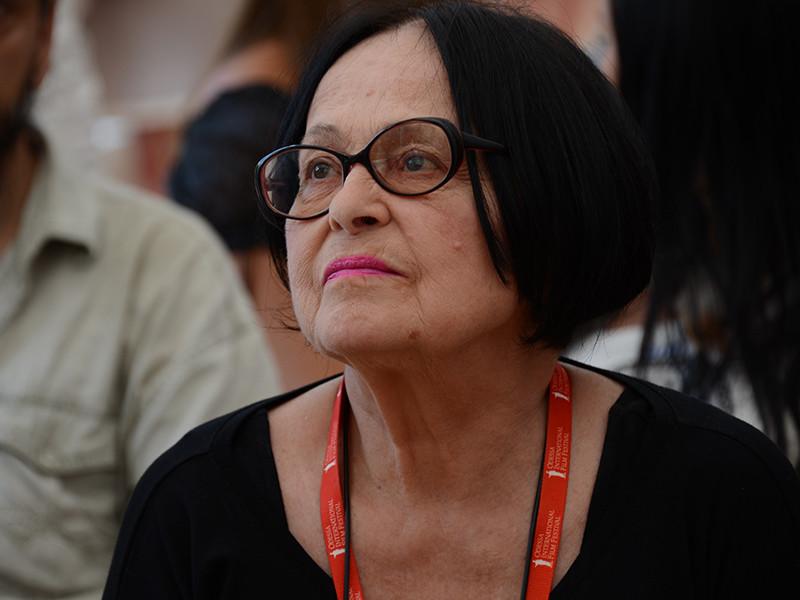 На 84-м году жизни умерла кинорежиссер и сценарист Кира Муратова