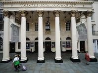 """Один из старейших театров Лондона Royal Haymarket стал """"русским"""""""