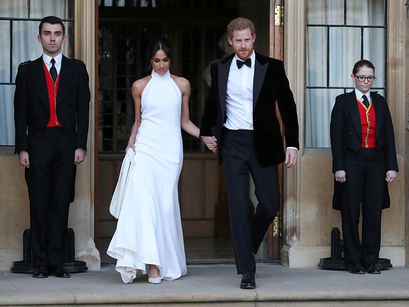 Актриса Меган Маркл, став герцогиней, отказалась от услуг мужчин-модельеров, предпочитая наряды от женщин