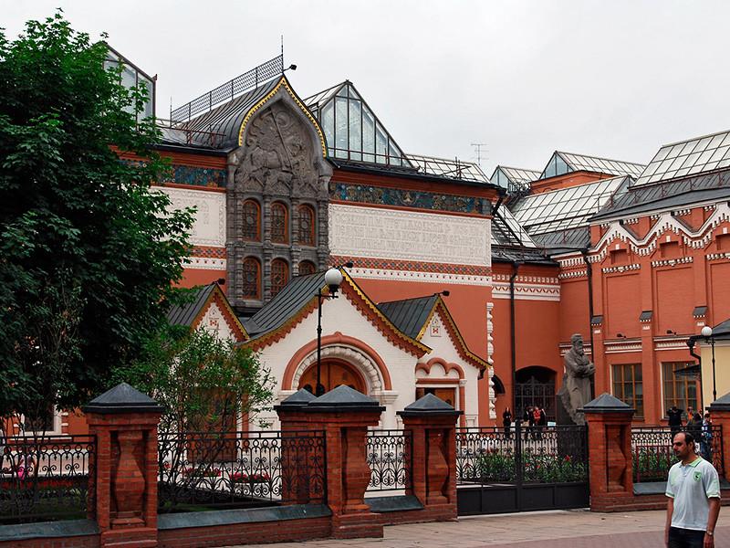 Посетители Третьяковской галереи предлагают провести флешмоб против новых правил ее посещения