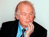 Валерий Ганичев, декабрь 2003 года