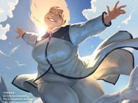 Sony Pictures запускает новый кинокомикс из вселенной Valiant - о летающей толстушке-супергерое Зефир