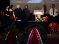 В Центральном Доме литераторов состоялась церемония прощания с писателем Владимиром Войновичем, который скончался от сердечного приступа в ночь на 28 июля