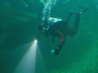 У берегов Флориды на дне Мексиканского залива открылся первый в США подводный музей