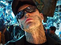 """В Монреале покончил с собой """"Зомби бой"""" с татуировками на 90% тела из клипа Леди Гаги """"Born This Way"""". Он оставил мистическое послание"""