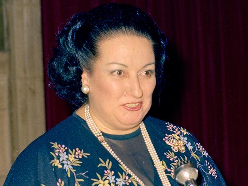 Монсеррат Кабалье