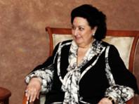 В Барселоне простились с Монсеррат Кабалье