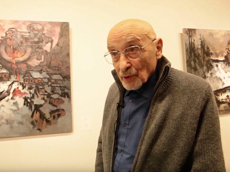 Художник Оскар Рабин, которого называли классиком нонконформизма и лидером московского авангарда, умер в возрасте 90 лет