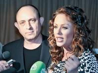 Певица Юлия Началова с отцом, продюсером Виктором Началовым
