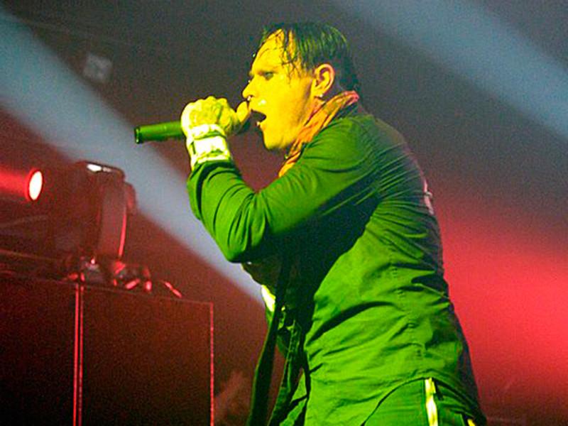 Британские таблоиды сообщили о смерти вокалиста The Prodigy Кита Флинта
