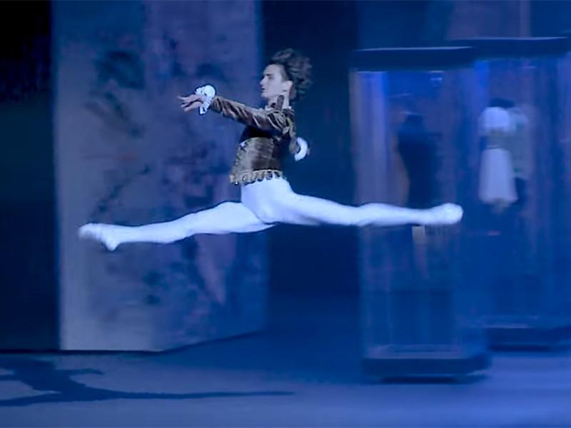 """Балет """"Нуреев"""", поставленный режиссером Кириллом Серебренниковым, получил звание """"балет года"""" по версии II международной профессиональной музыкальной премии BraVo в области классического искусства"""