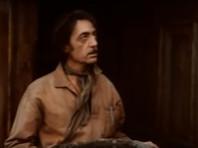"""Среди других его работ - роль Негоро в фильме """"Капитан """"Пилигрима"""", а также роли в многосерийном фильме 1977 года """"Берега"""", и детективе """"Огарева, 6"""""""