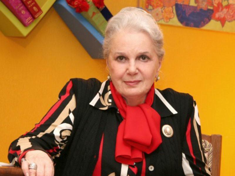 Народная артистка СССР, актриса театра и кино Элина Быстрицкая умерла на 92-м году жизни