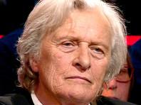 Нидерландский актер Рутгер Хауэр умер на 76-м году жизни