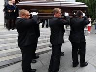 Певца Вилли Токарева, посвятившего последнюю песню Кадырову, похоронили в Москве