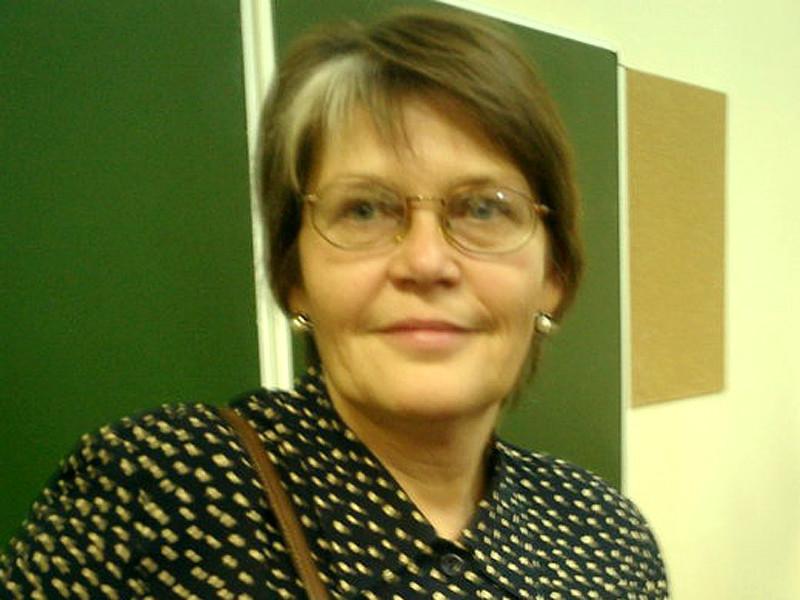 Мария Томашевская