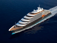 В этом году самой дорогой частью набора станет 12-дневный круиз на яхте Scenic Eclipse стоимостью более 78 тысяч долларов
