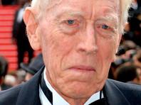 Во Франции в возрасте 90 лет скончался актер Карл Адольф (Макс) фон Сюдов