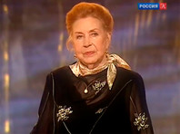 "В Москве на 94-м году жизни умерла актриса Инна Макарова - Надя из ""Девчат"""