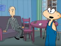 """Как написал Куваев, анонсируя новую серию в своем Youtube-канале, ему не хотелось делать мультфильм на слишком уж актуальную тему, """"но игнорировать это тоже было бы глупо"""""""