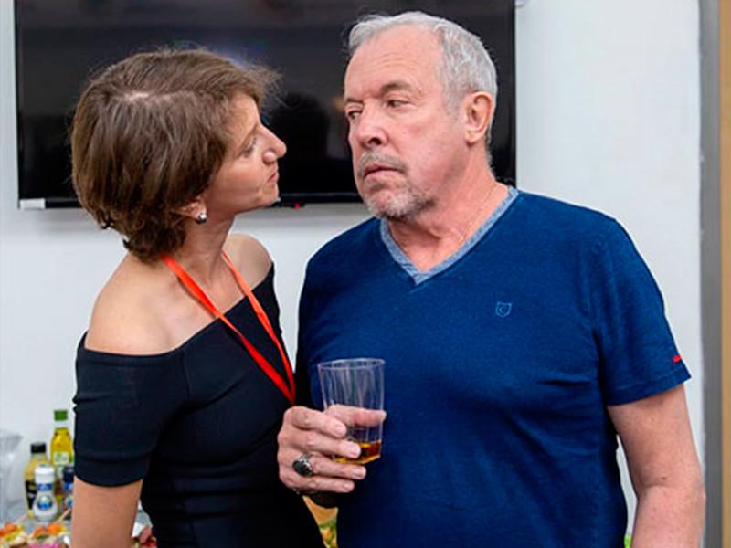 Андрей Макаревич женился в четвертый раз. Его избранницей стала израильтянка Эйнат Кляйн - профессиональный фотограф и гид (ФОТО)