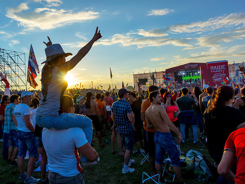 """Рок-фестиваль """"Нашествие"""" отменили из-за коронавируса"""