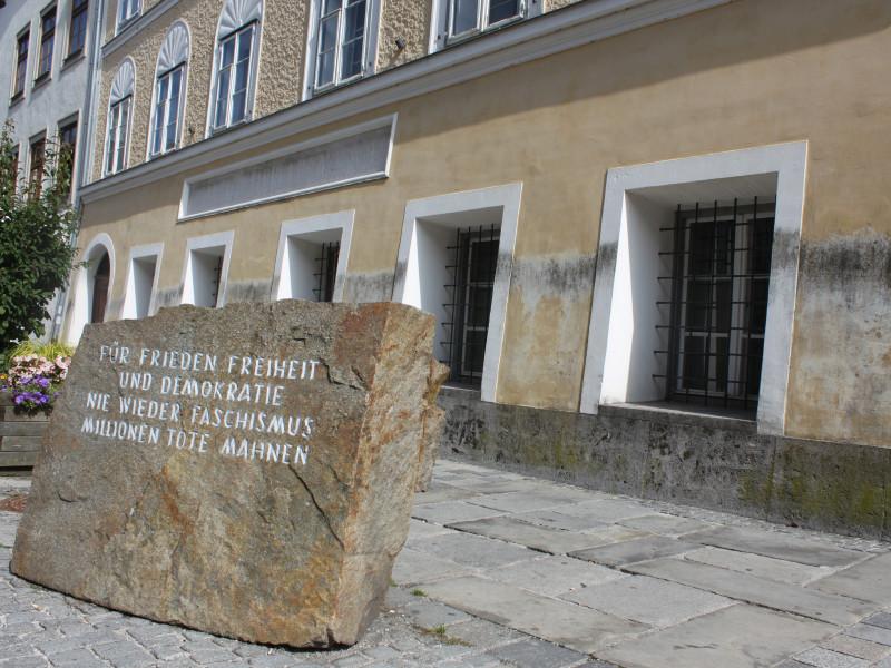 Перестройка экспроприированного в Австрии дома Гитлера под нужды полиции обойдется в 2 млн евро