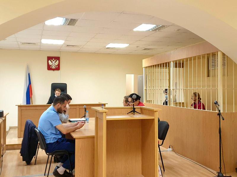 Смольнинский районный суд г. Санкт-Петербурга продлил срок задержания на 72 часа Марине Кохал