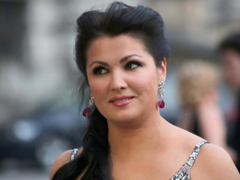 Оперная дива Анна Нетребко сообщила о госпитализации в связи с коронавирусом