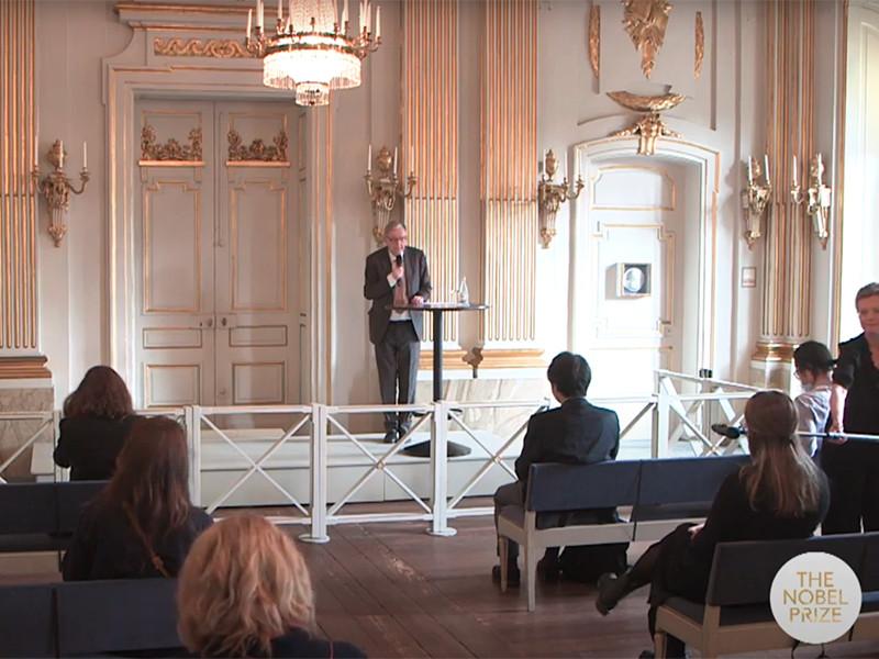 Нобелевскую премию по литературе получила американская поэтесса Луиза Глюк