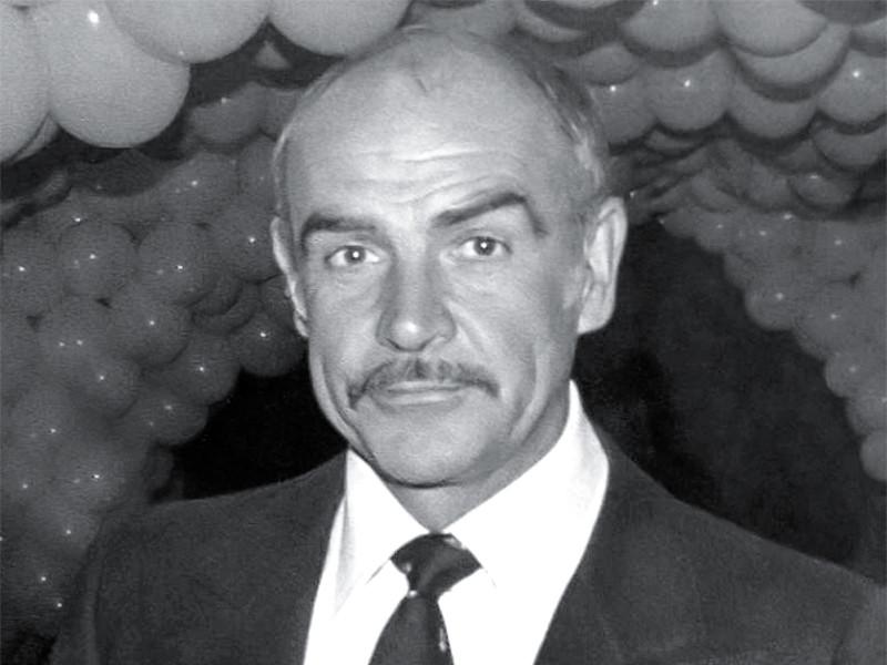 Актер Шон Коннери скончался в возрасте 90 лет