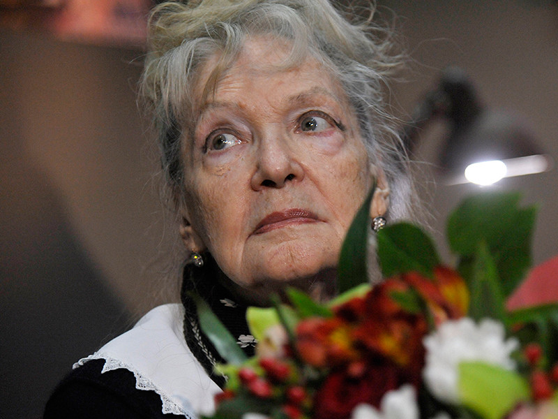 На 94-м году жизни скончалась актриса Ирина Скобцева